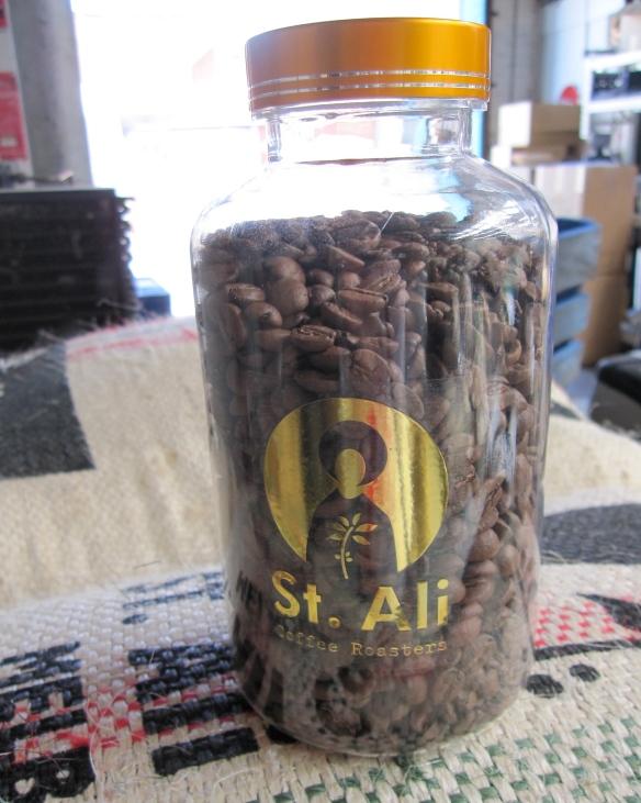 St Ali beans