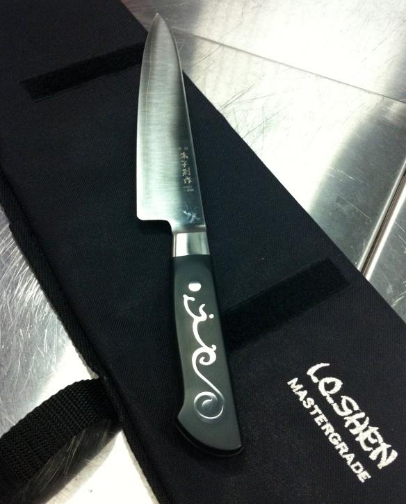 I.O Shen knife