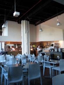 Interior of Bar Alto