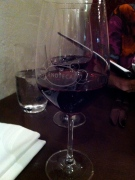 Glass of Nebbiolo