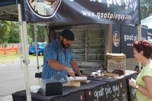 Goat Pie Man
