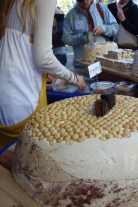 The biggest halva I've ever seen.